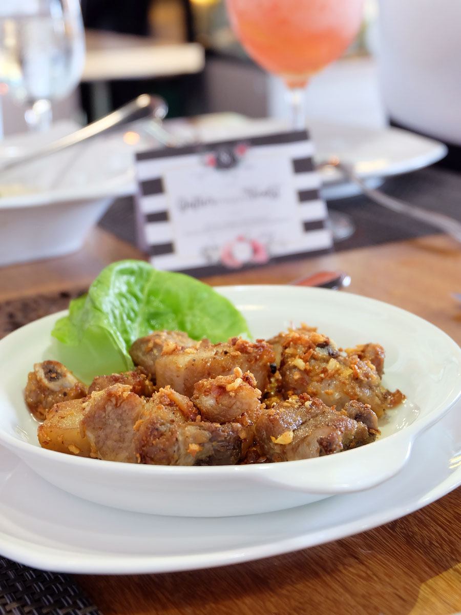 Mothers Who Brunch: Adobong put by 81 Cafe and Bistro