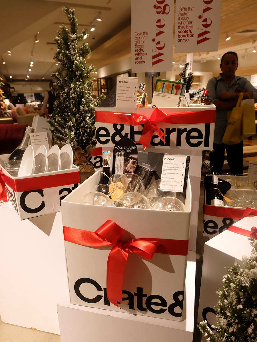 Christmas With Crate PH